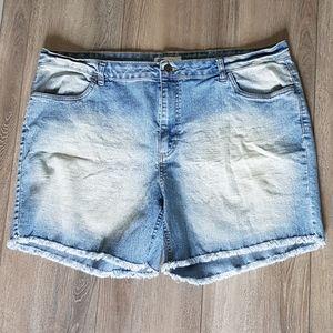 Plus 20 Bluecrush Shorts